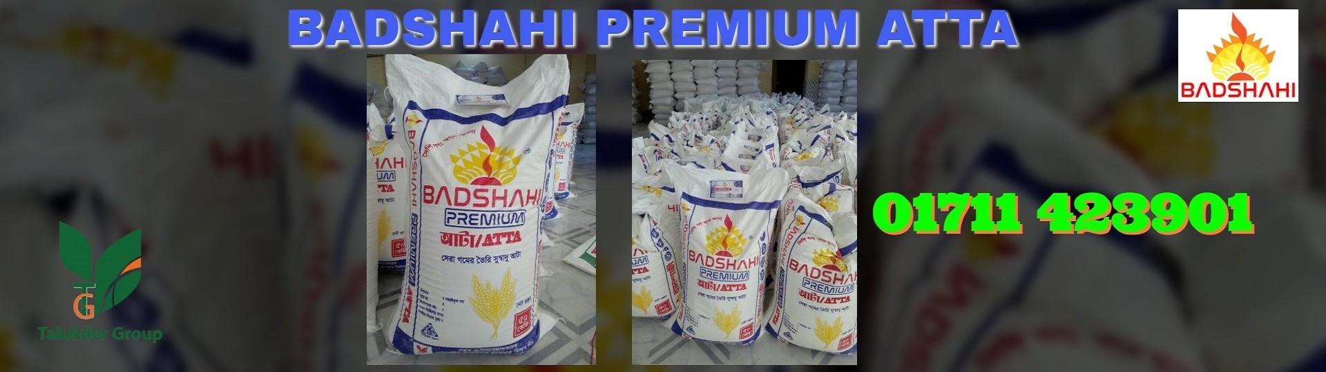 Badshahi Premium Atta